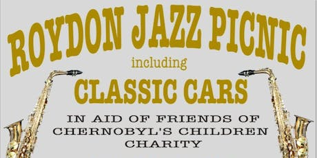 Roydon Jazz Picnic  tickets