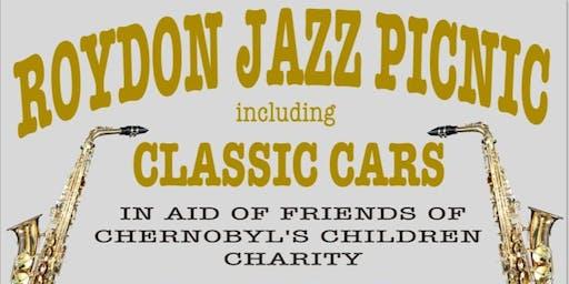 Roydon Jazz Picnic