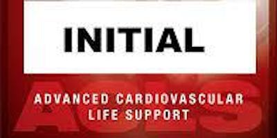 AHA ACLS 1 Day Initial Certification March 2, 2020 (INCLUDES Provider Manual and FREE BLS!) 9 AM to 9 PM at Saving American Hearts, Inc. 6165 Lehman Drive Suite 202 Colorado Springs, Colorado 80918.