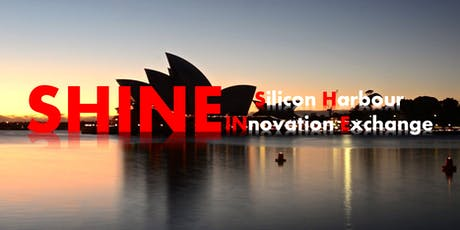 SHINE (Aust-China Silicon Harbour INnovation Exchange Program) tickets