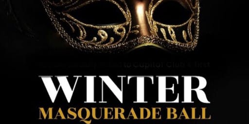 ❄️MASQUERADE WINTER BALL❄️