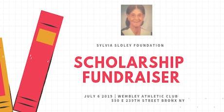 Sylvia Sloley Scholarship Fund tickets