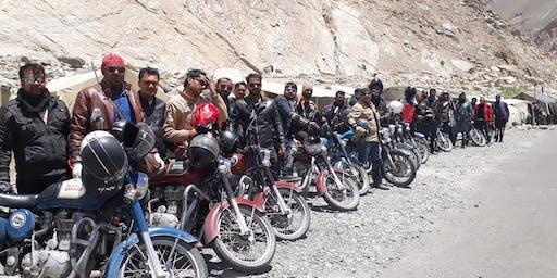 Ride Himalayas - Manali - Leh - Manali - 11 Days / 10 Nights