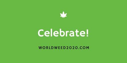 #WorldWeed2020