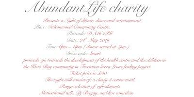 Abundantlife wine and dine