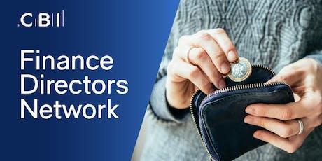 Finance Directors Network (YH) tickets