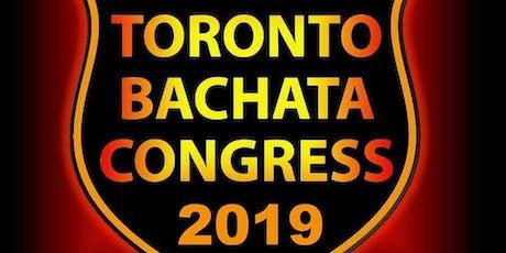 Toronto Bachata and Kizomba Congress tickets