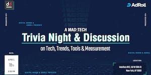 "Digital DUMBO ""Mad:Tech Trivia Night & Discussion""..."