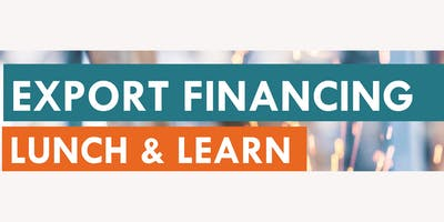 Export Financing Lunch & Learn - Carson City
