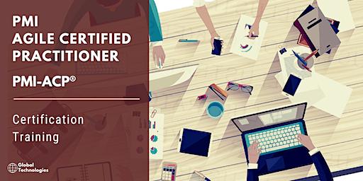 PMI-ACP Certification Training in Burlington, VT