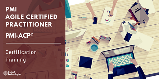 PMI-ACP Certification Training in Charleston, SC