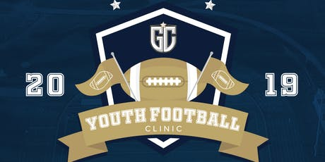 2019 Gosder Cherilus Foundation Youth Football Clinic tickets