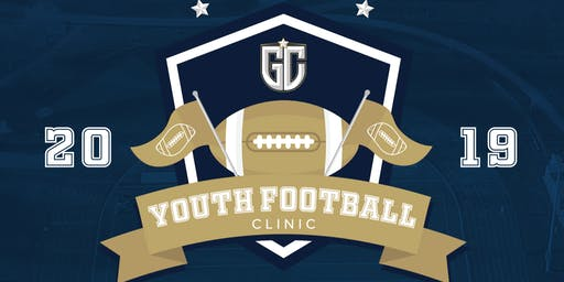 2019 Gosder Cherilus Foundation Youth Football Clinic