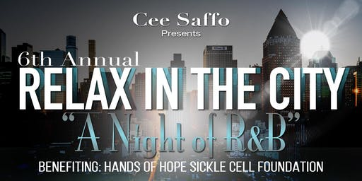 6th Annual Relax in the City Charity Event
