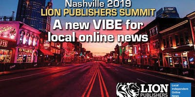 2019 LION Summit: A new VIBE for local online news