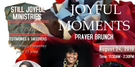 Joyful Moments Prayer Brunch tickets
