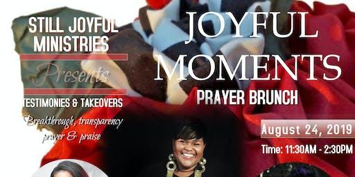Joyful Moments Prayer Brunch