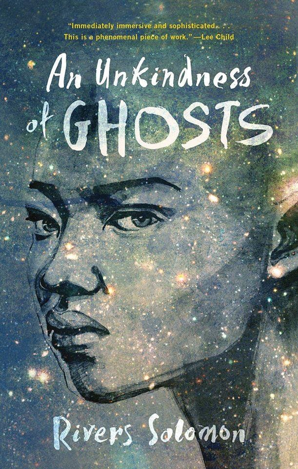 SOULar Powered Reading Group| An Unkindness of Ghosts by River Solomon