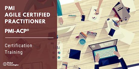PMI-ACP Certification Training in Dallas, TX tickets
