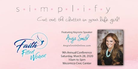 Faith Filled Women 2020 Conference tickets