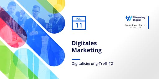 Digitalisierungs-Treff #2 -  Digitales Marketing