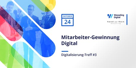 Digitalisierungs-Treff #3 - Mitarbeitergewinnung Digital Tickets