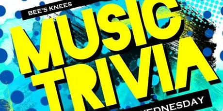 Bee's Knees Music Trivia tickets