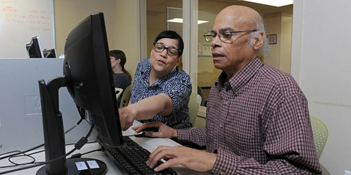 FREE FRIDAY 55 & Older 'SCSEP' Information Session @ 10 a.m.
