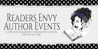 Readers Envy Book Signing - Lexington, KY