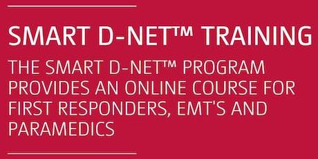 SMART D-NET ONLINE EDUCATION - MASS CASUALTY INCIDENT TRIAGE & MANAGEMENT  tickets