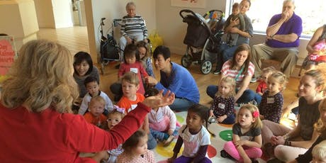 August Toddler Friday tickets