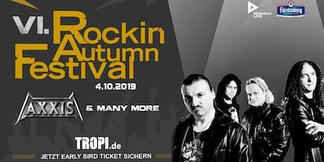 6. Rockin Autumn Festival 2019 Tickets
