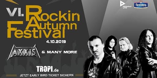 6. Rockin Autumn Festival 2019