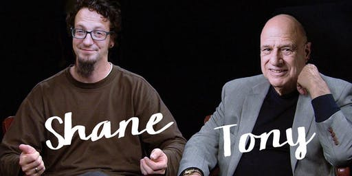 Red Letter Christians UK Tour (Newcastle), with Tony Campolo & Shane Claiborne
