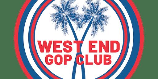 West End GOP Club Membership
