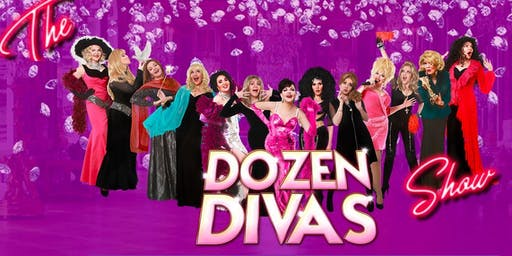 Dozen DIVAS Show - Direct from NYC comes to AC this Summer!
