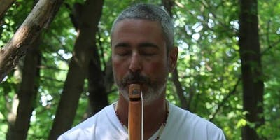 Vahel en concert - Flûtes amérindiennes