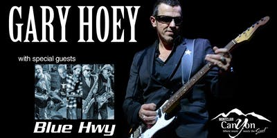 Gary Hoey with special guests Blue Hwy