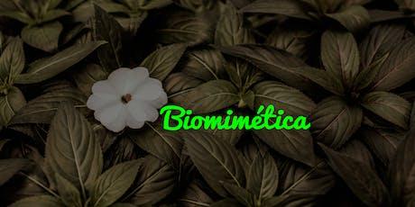 Biomimética - Inovação inspirada pela natureza ingressos