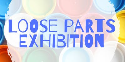 Loose parts exhibition: Early Years training - Birmingham