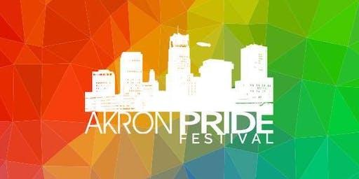 Akron Pride Festival Group Leader Training's 2019