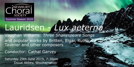 NCS Summer Concert - Lauridsen: Lux aeterna tickets