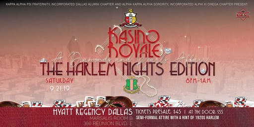 Kasino Royale - The Harlem Nights Edition