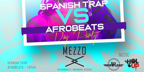 SPANISH TRAP VS AFROBEATS tickets
