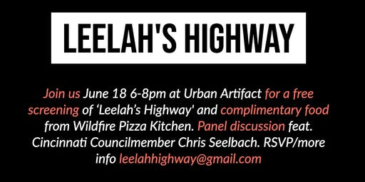 Urban Artifact Presents 'Leelah's Highway'