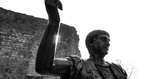 Roman London, a conversation-walk for English learners