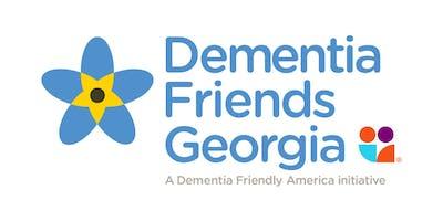 Dementia Friends Georgia Kick Off Event