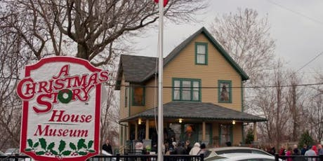 Cleveland Christmas Story Cycle Tour - Lower 40, T tickets