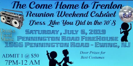 Come Home to Trenton Reunion Weekend tickets