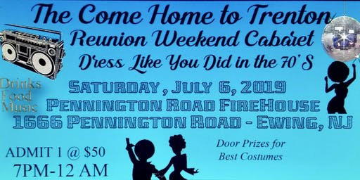 Come Home to Trenton Reunion Weekend